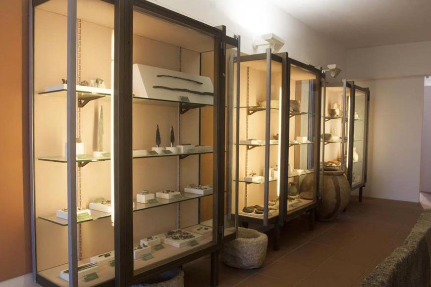Collezioni Pulix e Sulis - Museo Civico di Cabras.