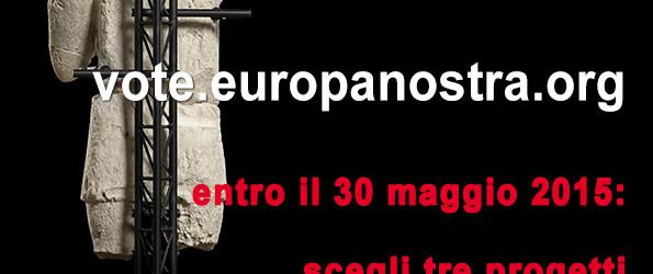 Vota e fai votare per il restauro delle statue di Mont'e Prama