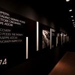 Sala di Mont'e Prama, la galleria del tempo - Museo Civico di Cabras.