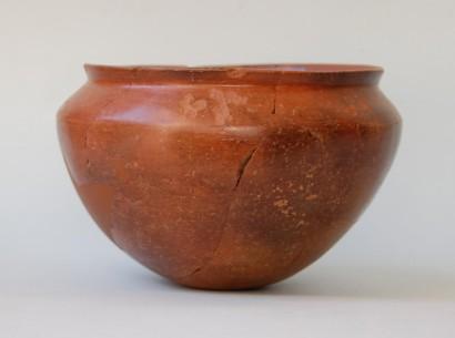 Tazza carenata neolitica (cultura San Ciriaco).