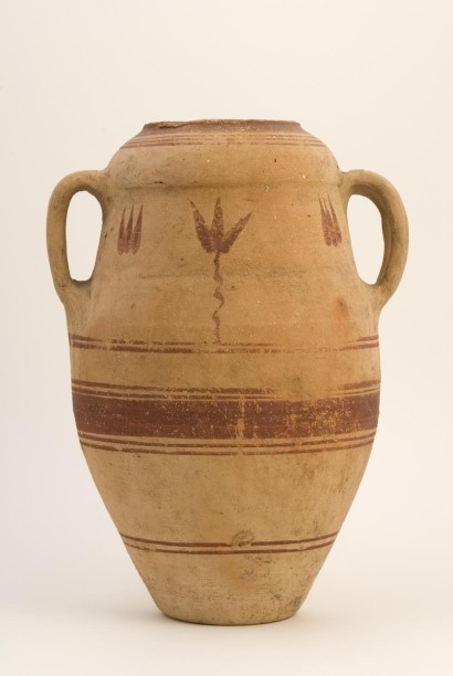 Urn from Punic Tophet.