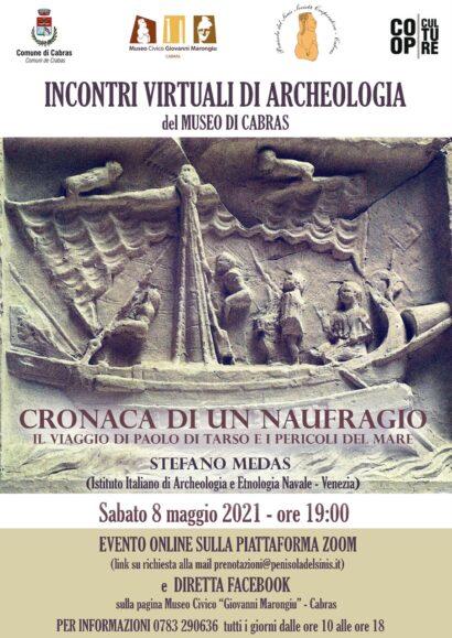 Incontri virtuali di archeologia del Museo di Cabras